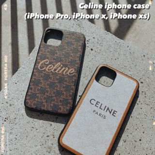 Celine iphone case